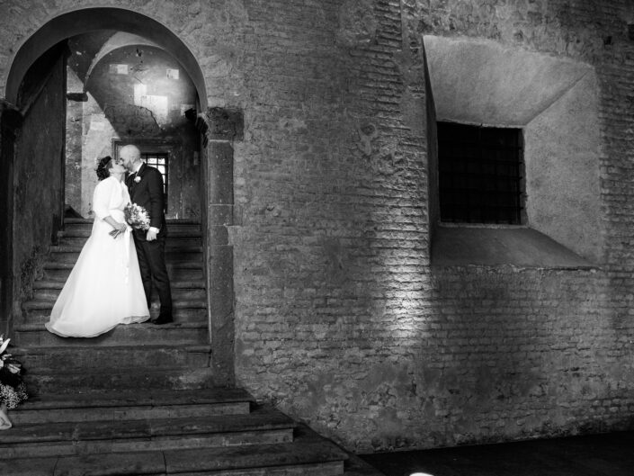 Servizio Fotografico di Matrimonio Invernale