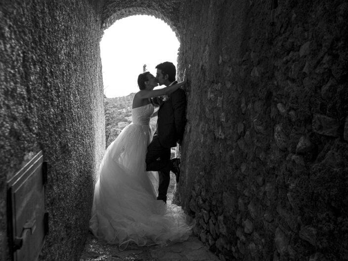 Servizio fotografico di Matrimonio in Provincia di Roma