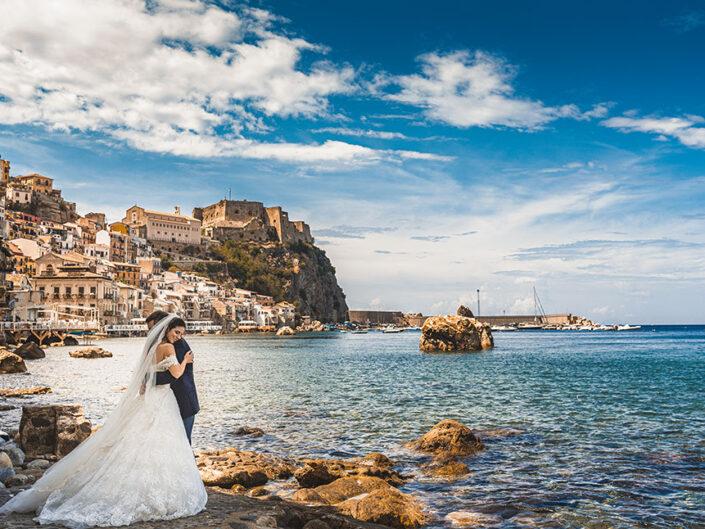 Servizio Fotografico di Matrimonio a Scilla
